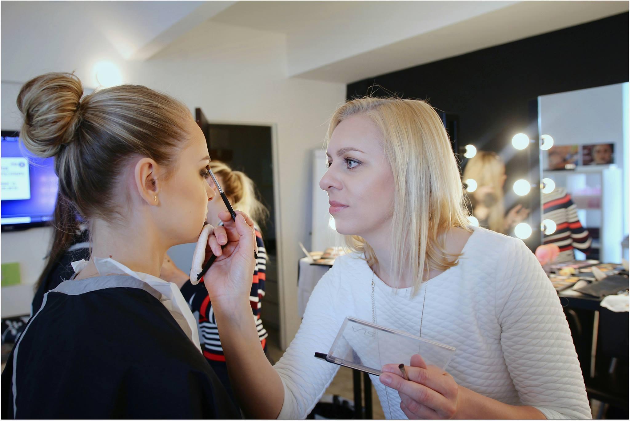 """Vizažistė Giedrė Staugaitytė: """"Nubučiuotos lūpos – šio sezono tendencija"""""""